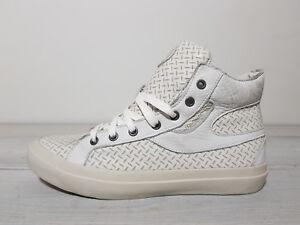 newest collection e26be d7580 Details zu UVP NEU HERREN Diesel Schuhe S-KWAARTZZ Weiß Sneakers 71003