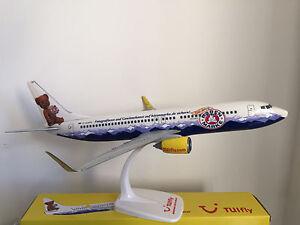 100-Jahre-Baerenmarke-Boeing-737-800-1-100-XL-Herpa-Snap-Fit-TUIfly-NEU