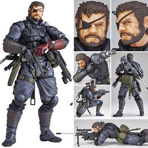 Metal Gear Solid V The Phantom Pain Union Creative Vulcanlog 004 Venom Snake