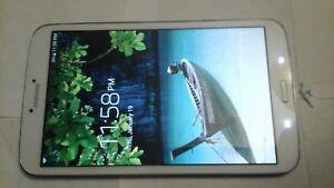 Details about Samsung Galaxy Tab 3 (sm-T310) 16gB Wi-FI,8inch -pearl White