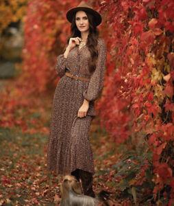 ZARA-Ceinture-Imprime-Midi-Robe-ASO-Duchesse-Kate-M-Taille-S-bloggers-favorite-BNWT