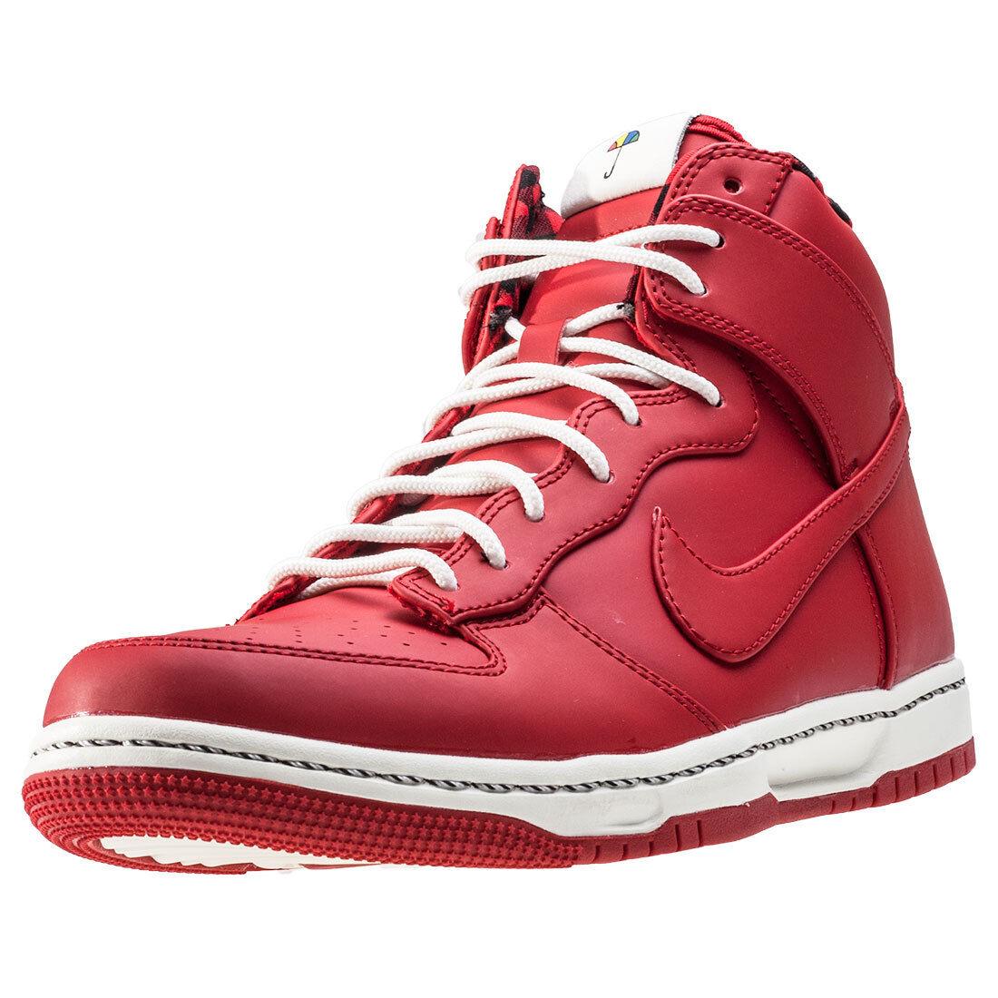 Para Hombre Nike Dunk Ultra Nuevo Sintético Rojo Zapatos Tenis Informales Nuevo Ultra Y En Caja Branded Calzado 19c4b5
