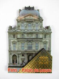 Paris-Louvre-Wood-Souvenir-Travel-Magnet-France-France-New