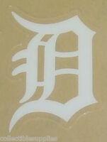 1 Detroit Tigers Full Size Helmet 3m Sticker Decal