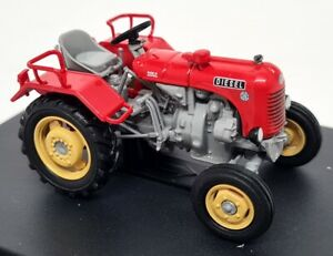 Hatchette 1/43 - Steyr 84 1959 Red Diecast & Plastic model Farm tractor