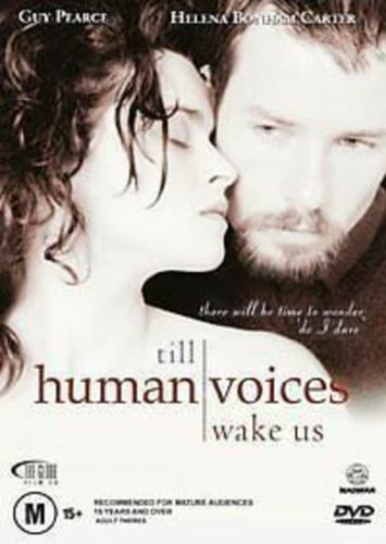 1 of 1 - Till Human Voices Wake Us - DVD [Aust Release] New/Sealed Guy Pearce