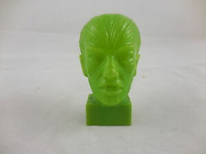 1964 Universal Monsters The Wolfman Pencil Sharpener Green NOS Mint