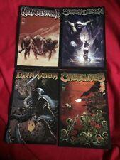 FRANK FRAZETTA'S Neanderthal,Swamp Demon,Dark Kingdom,Creatures Image Comics