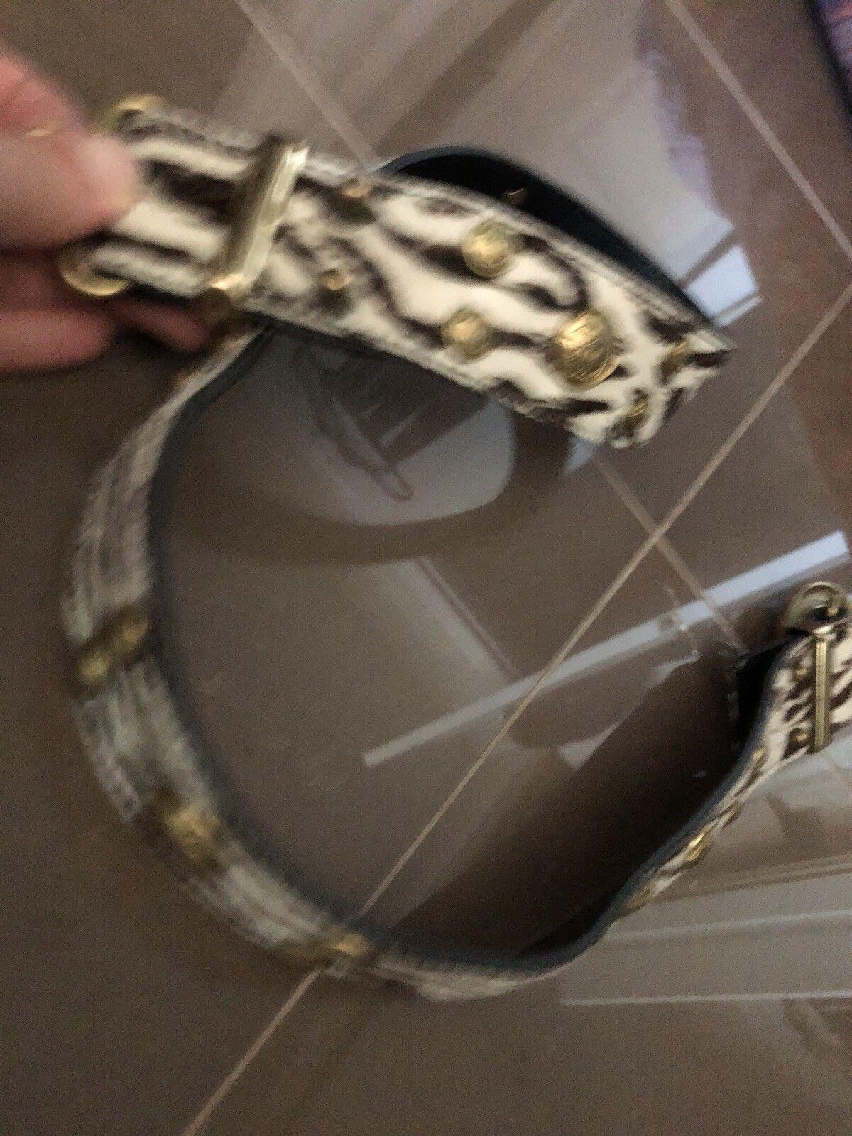 gianni versace vintage Belt - image 3