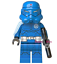 Star-Wars-Minifigures-Han-Solo-Obi-Wan-Darth-Vader-Luke-Yoda-Fox-Rex-R2D2-Blocks thumbnail 195