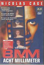 DVD - 8mm - Acht Millimeter (Nicolas Cage) / #3110