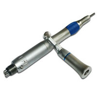 Dental Slow Low Speed Handpiece Straight Contra Angle Air Motor E-NSK type 4H