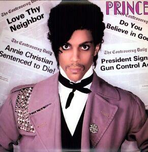 Prince-Controversy-New-Vinyl-180-Gram