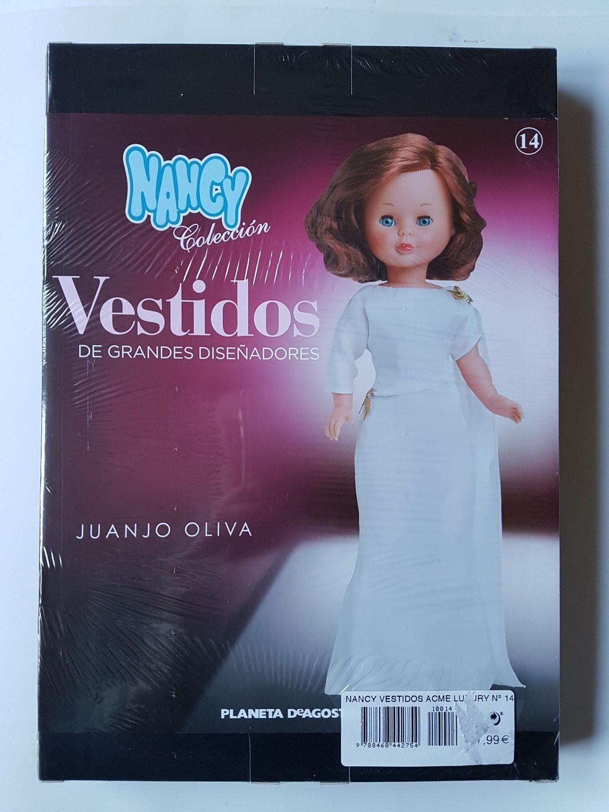 Dolls Nancy Collection Dresses Big Big Big Designers Dress Nº 14 Juanjo Olive a294de