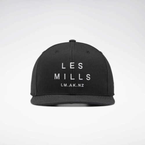 Brand New REEBOK LES MILLS CAP FK1625 Black