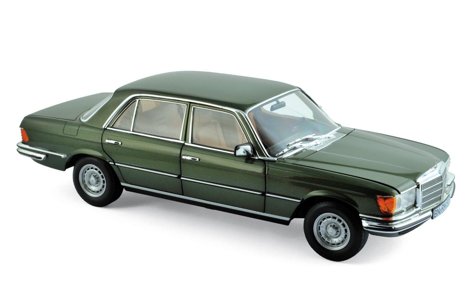 Mercedes-benz 450 sel 6.9 1976 1 18 norev nuevo & OVP 183455