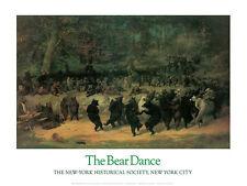The Bear Dance William Beard Fantasy Print 36x27