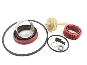 GM 700R4 Transmission Tail Housing Set up w 40 /& 17 Tooth Speedometer Gear Set
