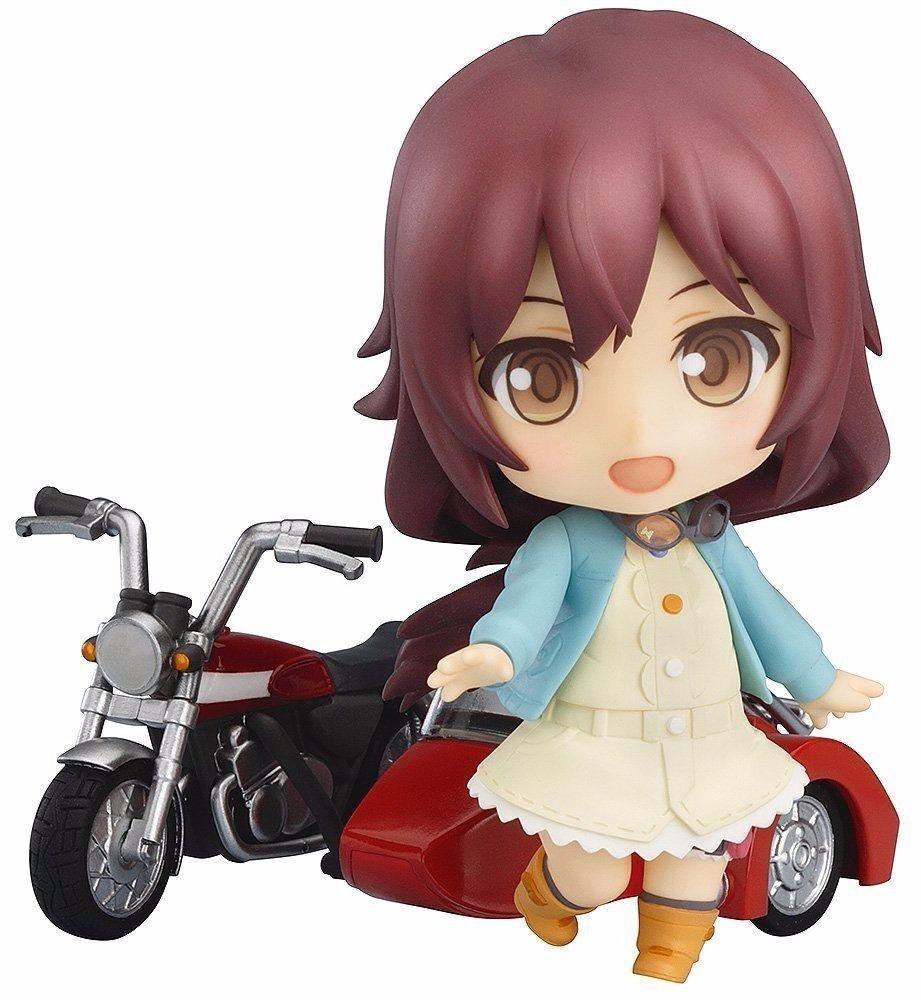 Nendoroid 574 Rolling Ragazze Nozomi Moritomo Statuetta Good Smile Company Nuovo