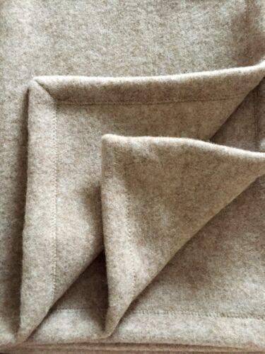"Tagesdecke Wollplaid /""Monaco/"" made in Germany 100/% Wolle Sofadecke 150x200"