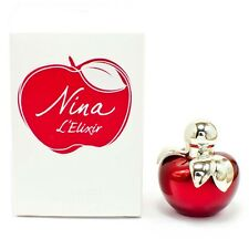 Nina Ricci Nina L'Elixir miniature fragrance /mini perfume EDP 4ml