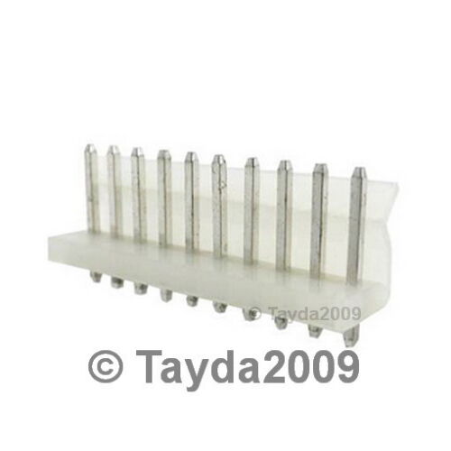 FREE SHIPPING 3 x Wafer Connector 3.96mm 10 Pins