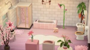 Animal-Crossing-New-Horizons-tolles-Badezimmer-in-rosa-weiss