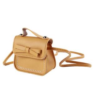 Girls Mini Bow Messenger Bags Summer Handbag Fashion Single Shoulder ... a5bad72a77