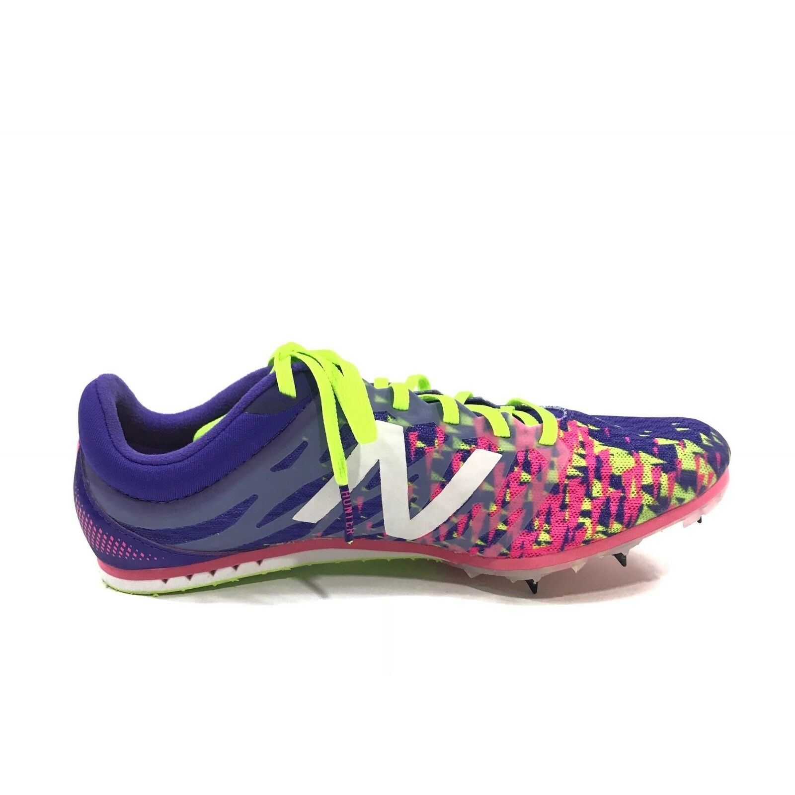 New Balance WMNS Mid Distance Distance Distance Track Spikes shoes Purple Pink Green MD500P5 Sizes 275c9f