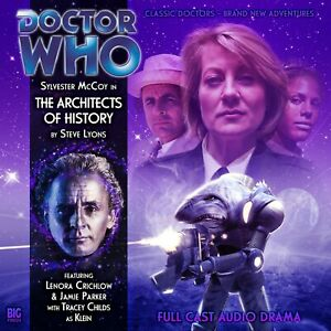 Doctor-Who-Big-Finish-Main-Range-132-The-Architects-Of-History-CD