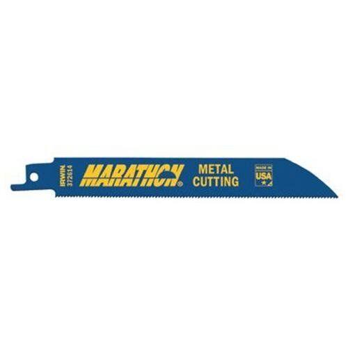 6 In 14 Tpi Long Hanson 372614P5 Reciprocating Saw Blade Bi-metal
