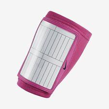 Nike Football QB Armband Sleeve Pink Flip Page NFL Playbook New Breast Cancer PE