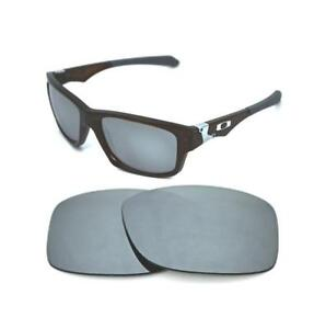 f1da60524e4 NEW POLARIZED CUSTOM SILVER ICE LENS FOR OAKLEY JUPITER SQUARED ...