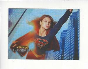 Supergirl Season 1 Red Foil Base Card #63 Call Me Silver Banshee