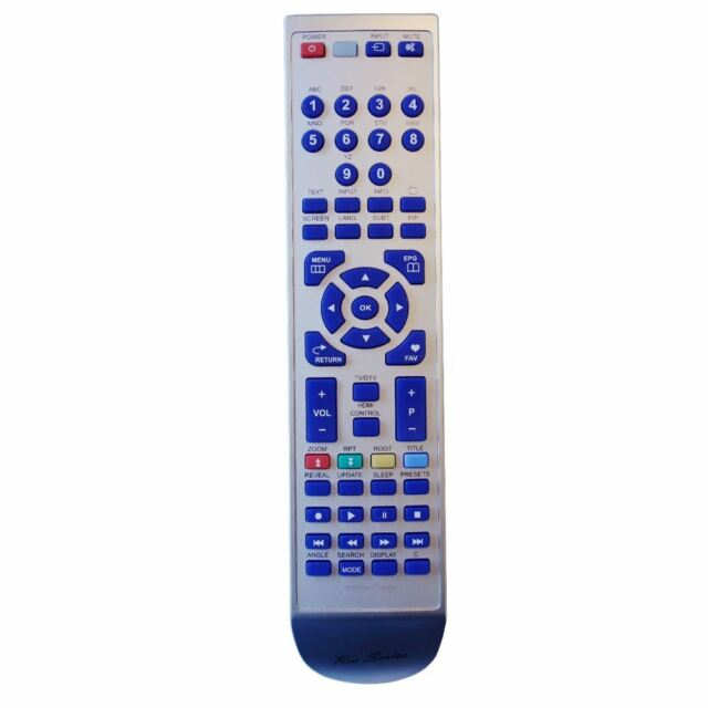 *NEW* RM-Series Replacement TV Remote Control for Kendo 20504790