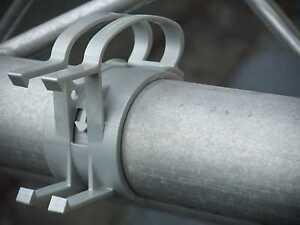 Snap Câble à Repasser Avec Support Pour Prises De Courant Gris, Fixation Crochet Borne-afficher Le Titre D'origine 6pgnivtx-07223435-865682975