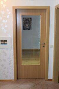 Hervorragend Lichtausschnitt ESG Glaseinsatz für Holztüren Türglas IK94