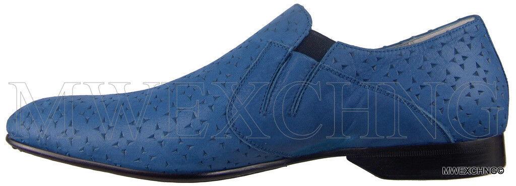 Auténtico  680 Cesare Paciotti EE. UU. 6 Cuero Mocasines Mocasines Mocasines zapatos de diseñador italiano 33f943