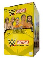 2016 Topps Wwe Heritage Wrestling 60ct Gravity Feed Box on sale