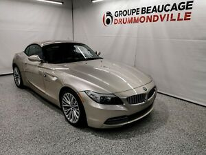 2009 BMW Z4 sDrive35i ,Performance, Cabriolet,Sieges Cuir Spor