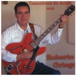 Brand New Roberto Griego Canciones de Amor Shrink Wrapped CD Authorized Seller
