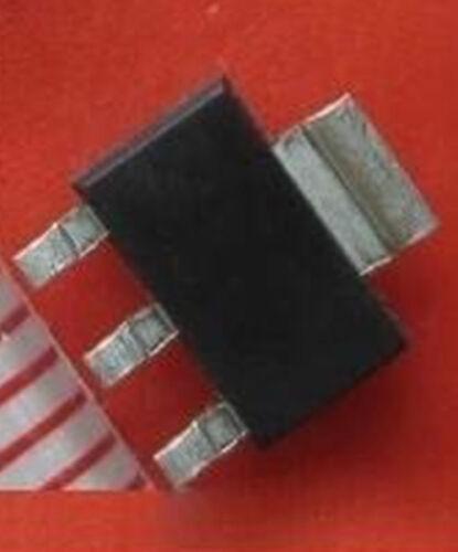 5 pcs Nouveau PZT2222AT1 PZT2222A 2222 A SOT-223 IC Chip