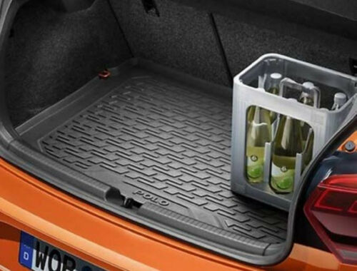 ORIGINAL VW Kofferraumatte Gepäckraumeinlage Matte Einlage VW Polo 2G0061160A