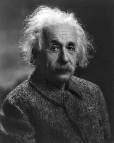 New Photo Theoretical Physicist Scientist Albert Einstein Choose from 6 Sizes
