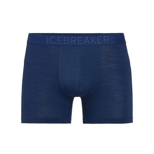 Unterhose aus 155 g//m² Merino ICEBREAKER Cool-Lite Anatomica Boxers Herren