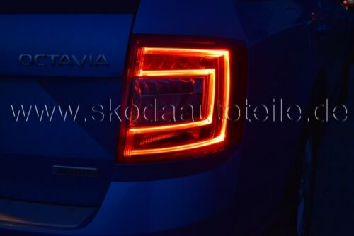 NEU/&OVP SKODA OCTAVIA III original 5E Rückleuchte LED rechts Combi
