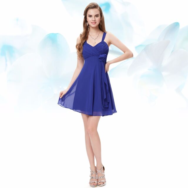 Hot Short Mini Cocktail Bridesmaid Party Prom Dress 03266 Size 6-18 Ever Pretty