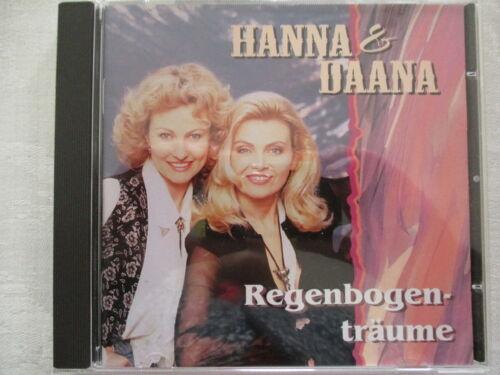 1 von 1 - Hanna & Daana - Regenbogenträume - CD TOP Zustand