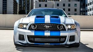Ford-Mustang-Iconic-American-Muscle-Car-Wall-Art-Large-Poster-amp-Canvas-Picture