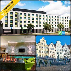 Kurzreise-Urlaub-Reiseschein-Augsburg-3Tage-2P-Holiday-Inn-Express-Hotel-Zentrum